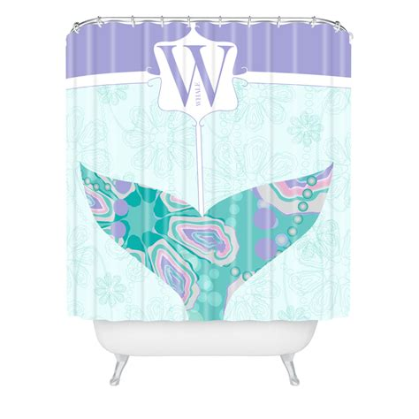 whale shower curtains miss whale shower curtain by deny designs