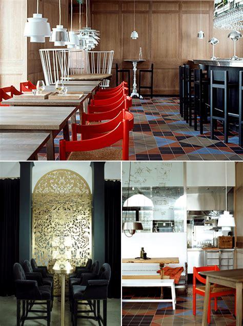 Mathias Dahlgren Dining Room Food Bar Matsalen And Matbaren By Ilse The Style Files