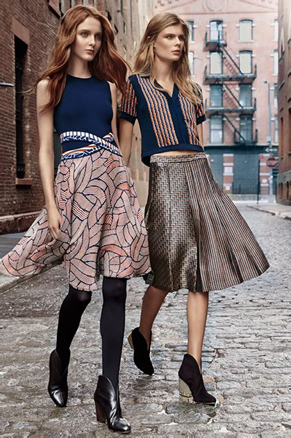 Fab Site Dvfprojectscom by Dvf Pre Fall 2016 Collection By Diane Furstenberg Dvf