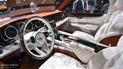 bentley exp 9 f interior bentley suv gets production green light autoevolution