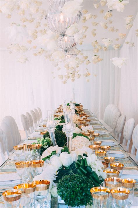wedding tablescapes 15 fabulous wedding tablescapes the magazine