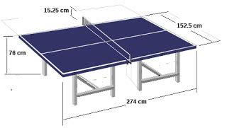 Meja Pingpong Fiber ping pong yuk mengenal pingpong