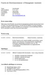 Cv Sjabloon Word 2013 Downloaden Een Cv Opstellen In Microsoft Word Sollicitatiedokter