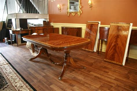 dining table seats 14 duncan phyfe dining room table dining room tables that