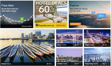 kayak sg says book early to save on airfare from singapore