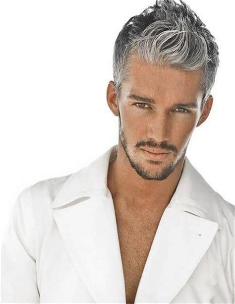 mens grey curly hair styles de beste kapsels voor mannen met grijs haar