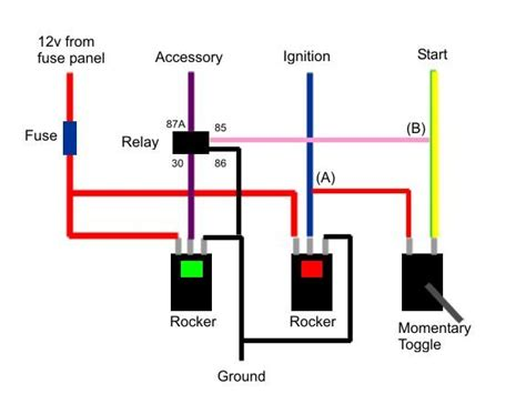 push to talk switch wiring diagram get free image about