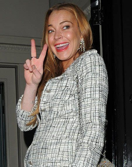 Lindsay Is A Ct by Lindsay Lohan Wants To Run For President I Want To Take