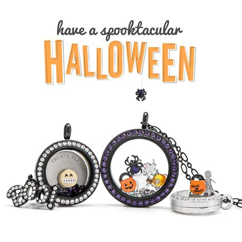 Www Origami Owl - the new 2016 collection s spook tacular reveal