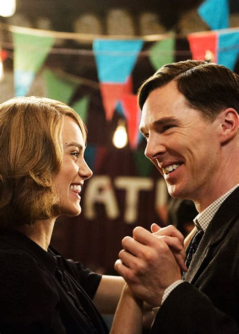 film enigma keira keira knightley as joan clarke and benedict cumberbatch as