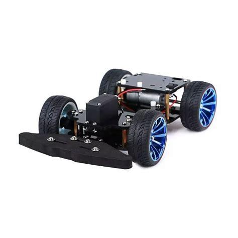 Smart Car Chasis 4wheel Arduino Smart Robot Car Chassis Kit Tracingcar 1 4wd rc smart car chassis for arduino micro robotics