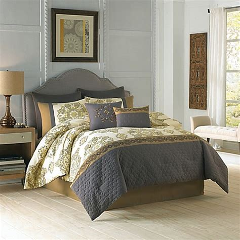 boho chic comforters buy boho chic 8 piece full comforter set from bed bath