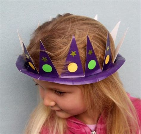 How To Make Paper Hats For Children - 25 best ideas about paper plate hats on cheap