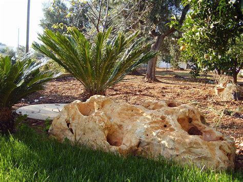 rocce da giardino prezzi vendita roccia in ceste e grandi esemplari di roccia