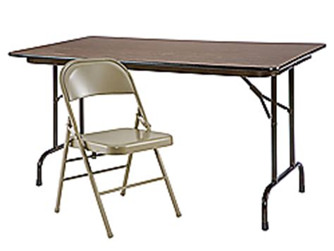 Uline Conference Table Laminate Folding Tables Economy Folding Tables In Stock Uline