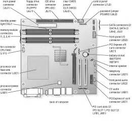 dell board e210882 specs and front switch connections general hardware desktop