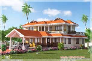 Home Designs Kerala With Plans by 2847 Sq Ft Kerala Style Home Plan Kerala Home Design