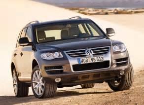 2007 Volkswagen Touareg V6 Volkswagen Colors