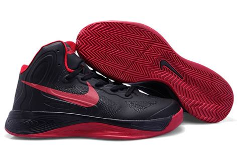 cheap basketball nike shoes cheap nike zoom hyperfuse 2012 basketball shoes black