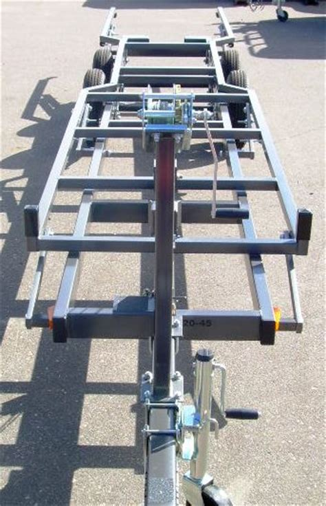 pontoon boat trailer hitch trailer pontoon m and m rental