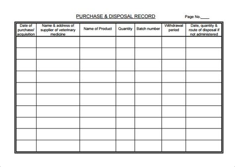 search results for monthly medication chart template