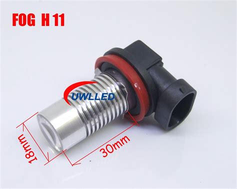 H11 Led Fog Light Bulb 2x H11 Cree Q5 Led Fog Light Bulbs Bmw 1 Series E87 Z4 Ebay