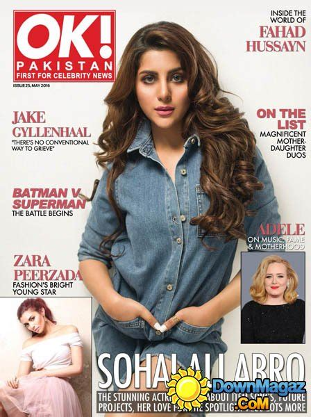 pakistan     magazines