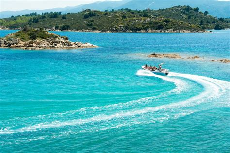 dream swim boat rental poseidon 6 20 dream swim rent a boat chalkidiki