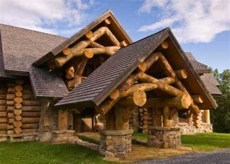 Log Lodges Floor Plans by Extraordinary Log Cabin Houses Big Bold And Beautiful