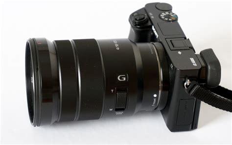 Lensa Sony E 18 105 memilih sistem kamera mirrorless aps c