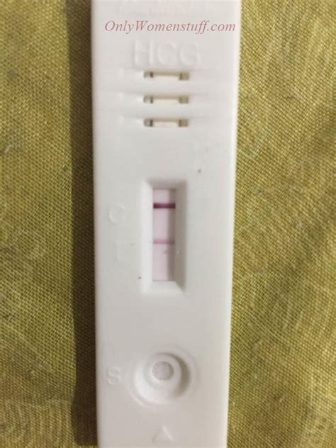 pregnancy test two lines one one light faint line on pregnancy test what does it means read here