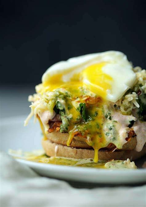 The Ultimate Eggs Benedict by Ultimate Eggs Benedict Recipe With Whole Wheat Muffin