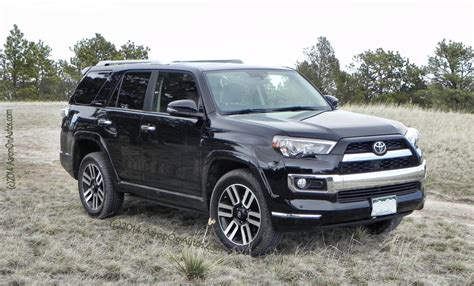 Used Toyota 4runner Limited 2014 Toyota 4runner Limited A Square Peg In A