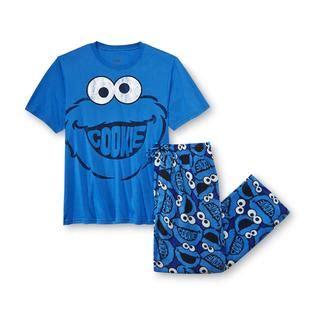 Piyama Sesama sesame cookie s pajamas clothing