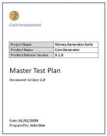 testing plan template test plan software testing fundamentals