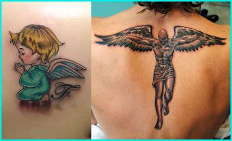 tattoo girl angel 23 angel tattoos on back body