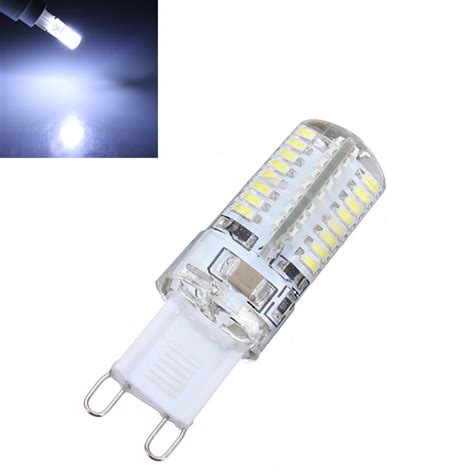 G9 3w Pure White 64 Smd 3014 Led Spot Light Bulbs 220v G9 Smd Led Light Bulb