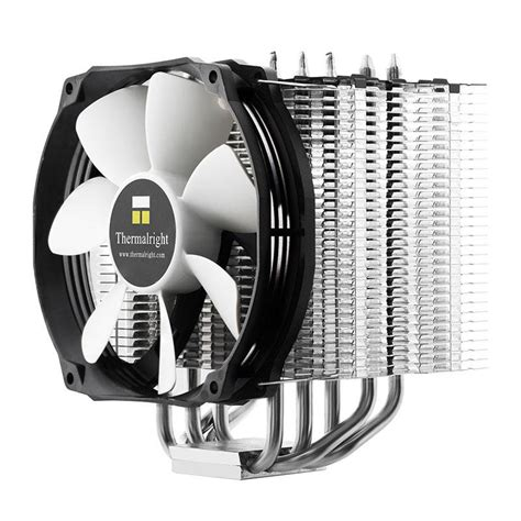Promo Thermalright Cpu Cooler Fan Ty 127 1 thermalright 120 sbm heatpipe cpu k 252 hler 42 90