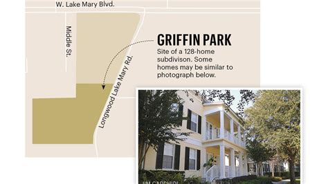 Griffin Park Apartments In Orlando Florida Griffin Park Named Top Luxury Residential Project In Obj S