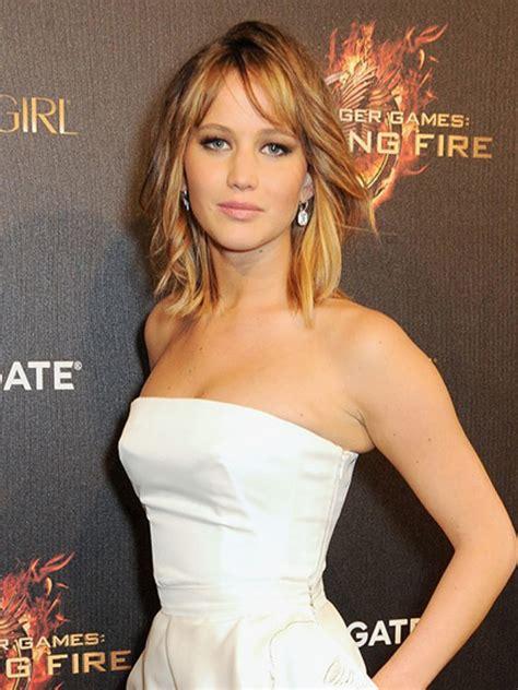 Best Jennifer Lawrence's different hairstyles   Women