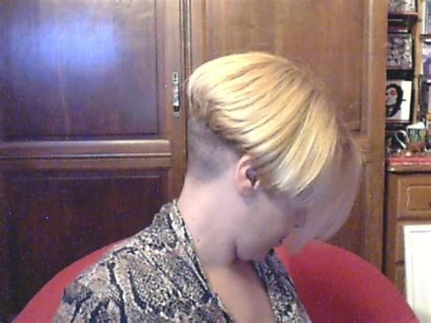 bowl haircuts shaved nape 555 best images about short bob haircuts on pinterest