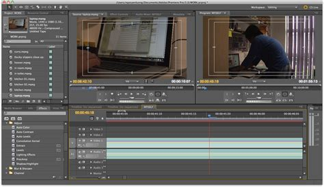 adobe premiere pro student yen deng uni work from the past page 7