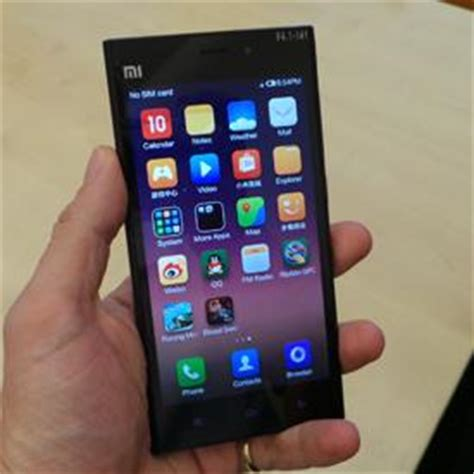 Garskin Xiaomi Mi 3 All on with the xiaomi mi3 smartphone news opinion pcmag