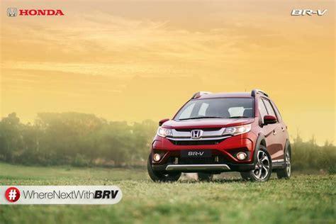 Honda Connected Car India Honda Starts Caign For Its Upcoming Br V Launch Gaadikey