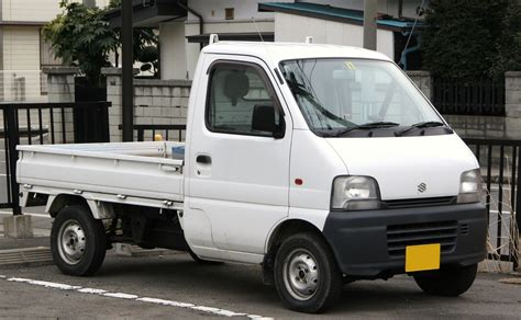 Suzuki Caddy File 11th Generation Suzuki Carry Jpg Wikimedia Commons