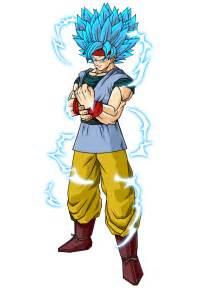 Goku super sayayin 6 marbal