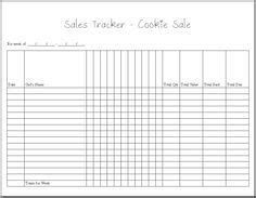 Scout Cookie Tracking Spreadsheet by Scout Cookie Sales Tracker Search
