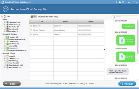 icloud backup for android back up and restore whatsapp messages to icloud