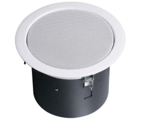 10 Ceiling Speakers by 10 W 8 Quot Ceiling Loudspeaker En 54 Metal Esser By Honeywell