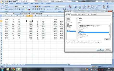 format cells in excel 2007 is not working excel 2010 convert general to date format how to convert
